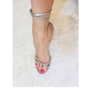 🍹💕SummerSale! JimmyChoo Diamond Glitter Heels!